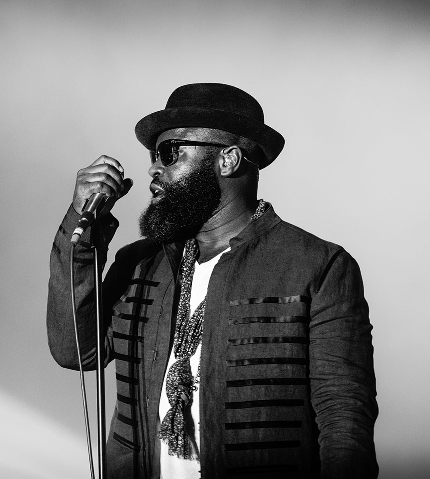 Black Thought The Roots Splash 2016