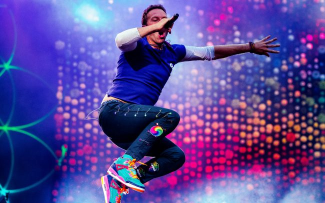 Coldplay Red Bull Stadion Leipzig