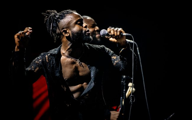 Young Fathers  Lanxess Arena  Cologne